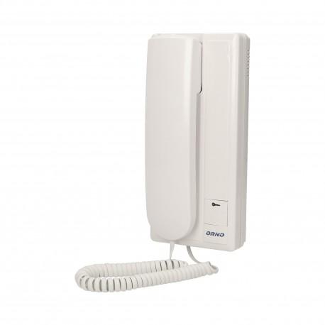 Unifon do rozbudowy domofonów z serii ORNO FOSSA ORNO OR-DOM-RL-901UD