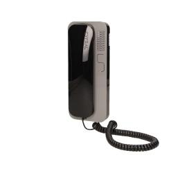 Unifon wielolokatorski do instalacji 2-żyłowych SMART, CYFRAL, czarno-szary Orno SMART CZ-SZ