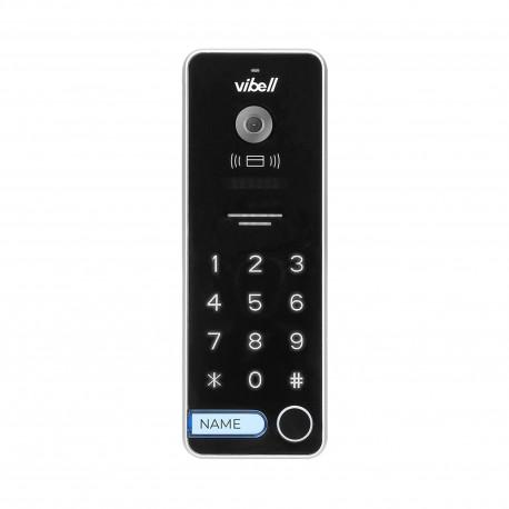 Wideo kaseta 1-rodzinna z kamerą i szyfratorem, do zastosowania w systemach VIBELL Orno OR-VID-EX-1061KV