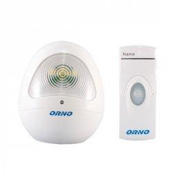 Bezprzewodowy dzwonek ORNO MOBILE AC 230 V OR-DB-RH-119 - gniazdkowo - bateryjny