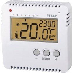 Termostat programowalny Elektrobock PT14-P - przewodowy