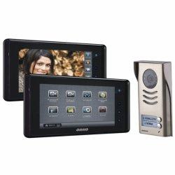 Wideodomofon przewodowy ORNO MURI MULTI 7˝ - dwurodzinny, dotykowy, natynkowy - OR-VID-VT-2003