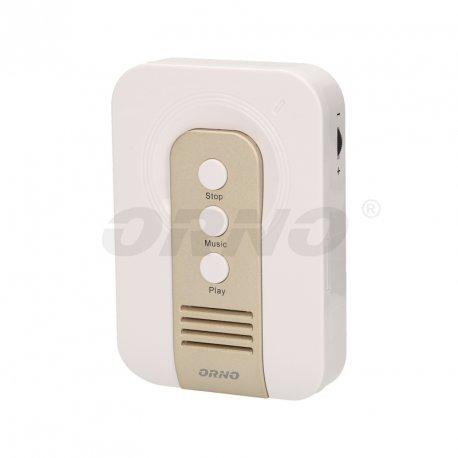 Dzwonek do wideodomofonu SECURITY IP - OR-VID-IP-1045DB