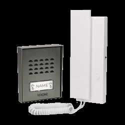 Zestaw domofonowy jednorodzinny ORNO ViRONE Lupi DP-12, natynkowy