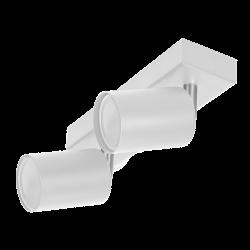 Oprawa ścienno-sufitowa ORNO DOA SP 21 OR-OP-6194WGU10, GU10 max. 2x35W, IP20, biała