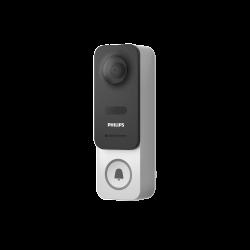 Bezprzewodowy dzwonek wideo z Wi-Fi Philips WelcomeEye Link, obsługa aplikacją dls Android i iOS