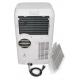 Klimatyzator przenośny Blaupunkt Moby Blue S 1111E - moc 3,2 kW / 2,9 kW, wbudowany sterylizator UV-C