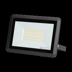 Naświetlacz BULLED LED 50 W ORNO OR-NL-6138BL4, 4000lm, IP65, czarny