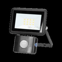 Naświetlacz BULLED S LED 10 W ORNO OR-NL-6153BLR4 z czujnikiem ruchu, 800lm