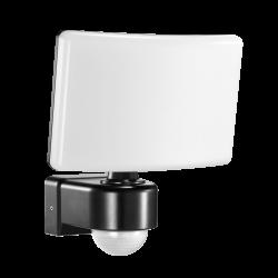 Naświetlacz ogrodowy z czujnikiem ruchu TOS LED 30 W ORNO OR-NL-6148BLR4, 2200lm, IP65, czarny