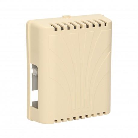 Dzwonek elektromechaniczny dwutonowy PLUS 8V, beżowy Orno OR-DP-VD-139/BG/8V