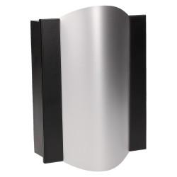 Dzwonek elektromechaniczny dwutonowy TON COLOR 8V, czarno-srebrny Orno OR-DP-VD-144/B-G/8V