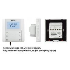 Termostat programowalny Esco TC410 przewodowy