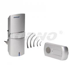 Bezprzewodowy dzwonek ORNO POP AC 230 V OR-DB-QH-108 - sieciowy gniazdkowy