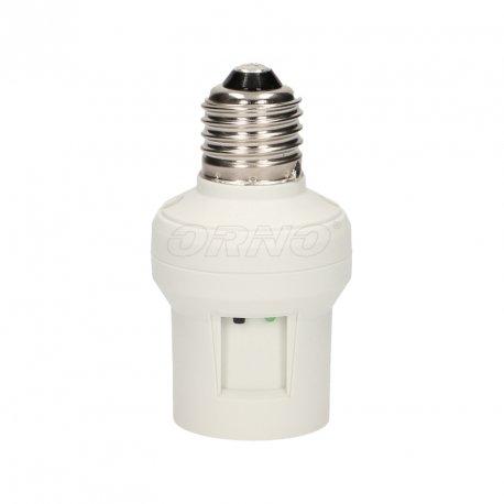 Bezprzewodowe gniazdo żarówki do systemu ORNO Smart Living z funkcją ściemniania - OR-SH-1706