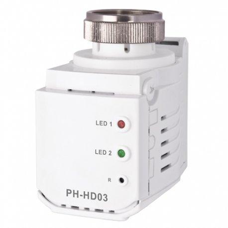 Bezprzewodowa głowica kaloryferowa Elektrobock PH-HD03