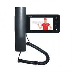 Wideo monitor słuchawkowy 4,3'' do wideodomofonu ORNO LIBER MEMO OR-VID-JS-1044PMV
