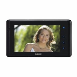 Monitor bezsłuchawkowy LCD 7'' do wideodomofonów ORNO z serii VOX MEMO, RAIS MEMO, REMUS MEMO