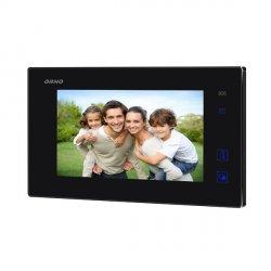 Monitor bezsłuchawkowy LCD 7'' do wideodomofonów ORNO z serii VOX MEMO, RAIS MEMO, REMUS MEMO - 2 żyłowy