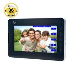 Monitor bezsłuchawkowy LCD 7'' do wideodomofonu ORNO TURRIS MEMO