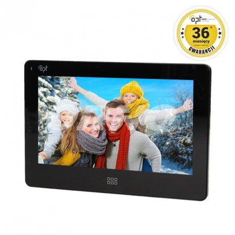 Monitor bezsłuchawkowy LCD 7'' do wideodomofonu ORNO z serii EXEDRA i REX MEMO - OR-VID-EX-1034PMV