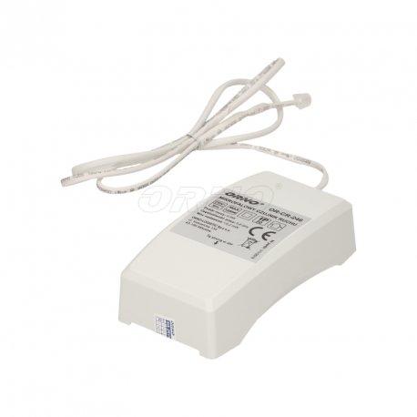 Mikrofalowy czujnik ruchu ORNO OR-CR-246 - 360° / 1200 W - z zewnętrznym czujnikiem zmierzchowym