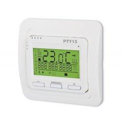 Termostat programowalny Elektrobock PT713 do elektrycznego ogrzewania podłogowego