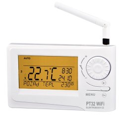 Termostat przewodowy Elektrobock PT32 WiFi - sterowany przez Wi-Fi
