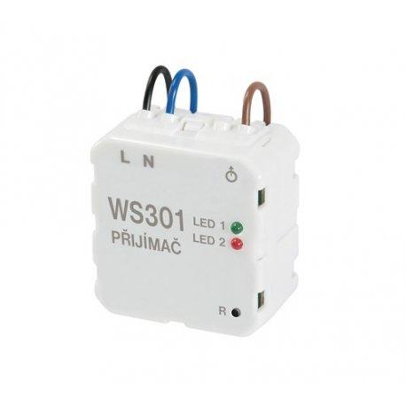 Bezprzewodowy włącznik do puszki Elektrobock WS301