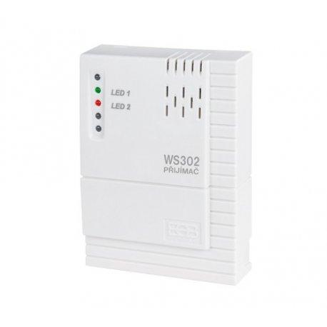 Bezprzewodowy włącznik na ścianę Elektrobock WS302