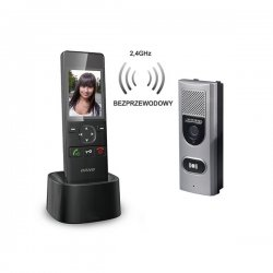 Wideodomofon bezprzewodowy ORNO SOLDA MEMO 2,4˝ - OR-VID-XL-1047