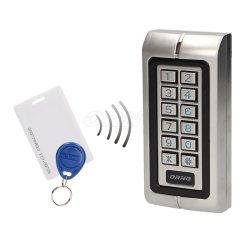 Zamek szyfrowy z czytnikiem kart i breloków zbliżeniowych ORNO OR-ZS-804