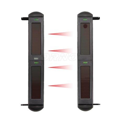 Solarna bariera podczerwieni - 3 wiązkowa - ORNO OR-AB-HS-3007