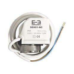Elektrozawór Elektrobock SEH01-NC do zaworów strefowych i grzejnikowych