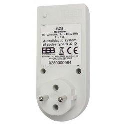 Bezprzewodowy dzwonek Elektrobock BZ8-113 z nadajnikiem do puszki