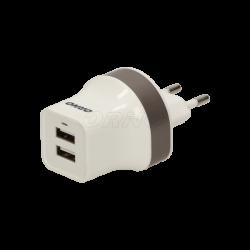 Ładowarka sieciowa z 2 portami USB ORNO OR-AE-1392