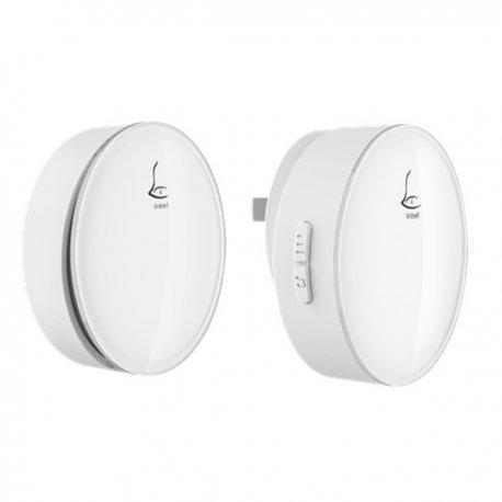 Bezprzewodowy dzwonek bezbateryjny LINBELL G3 - sieciowy gniazdkowy