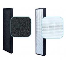 Zestaw filtrów do Blaupunkt Lavender 1224 - wstępny + HEPA