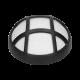 Oprawa ogrodowa gładka ORNO RUBIN LED OR-OP-6021LPM3, 8W, IP54