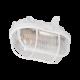 Oprawa oświetleniowa ORNO AUSTRUL OR-OP-308WE27SPP, E27 z plastikową osłoną