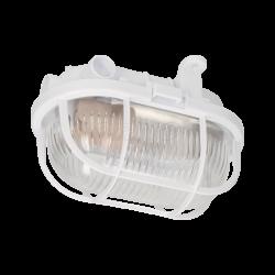 Oprawa oświetleniowa ORNO AUSTRUL OR-OP-308WE27SPP, E27, szklana z plastikową osłoną