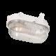 Oprawa oświetleniowa ORNO BURAN OR-OP-310GE27SPS, E27, szklana ze stalową osłoną