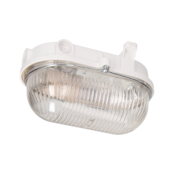 Oprawa oświetleniowa ORNO BURAN OR-OP-310GE27PP, E27, poliwęglanowa bez osłony