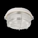 Oprawa oświetleniowa ORNO BUSTER OR-OP-314GE27SPS, E27, szklana ze stalową osłoną