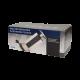 Gniazdo meblowe wysuwane z blatu 3x250 V z ładowarką USB i przewodem 1,8 m średnica 8 cm ORNO OR-AE-1357 srebrne