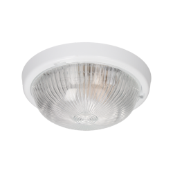 Oprawa oświetleniowa ORNO FEN OR-OP-315WE27PP, E27, poliwęglanowa bez osłony