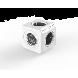 Rozgałęźnik z miernikiem zużycia energii PowerCube Original Monitor