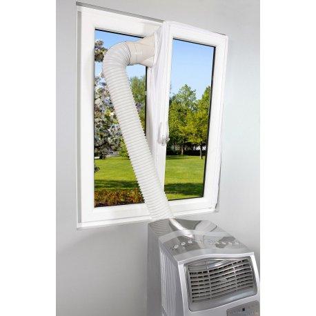 Uszczelnienie okna do klimatyzatora przenośnego - uniwersalne