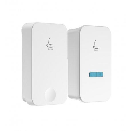 Bezprzewodowy dzwonek bezbateryjny LINBELL G4 - sieciowy gniazdkowy