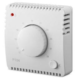 Termostat Elektrobock PT04 przewodowy regulowany pokrętłem